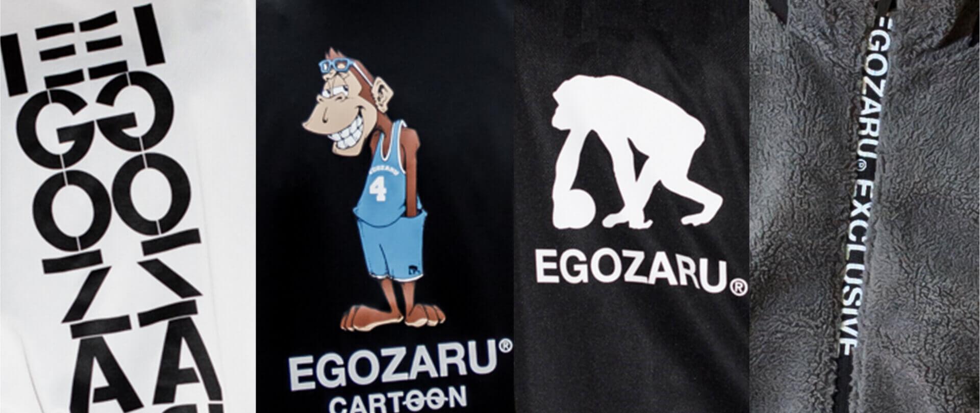 EGOZARU公式オンラインストア