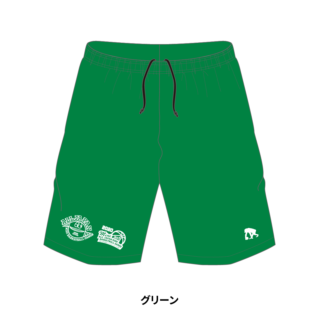 【第51回全ミニ限定】EGOZARUバスパン グリーン