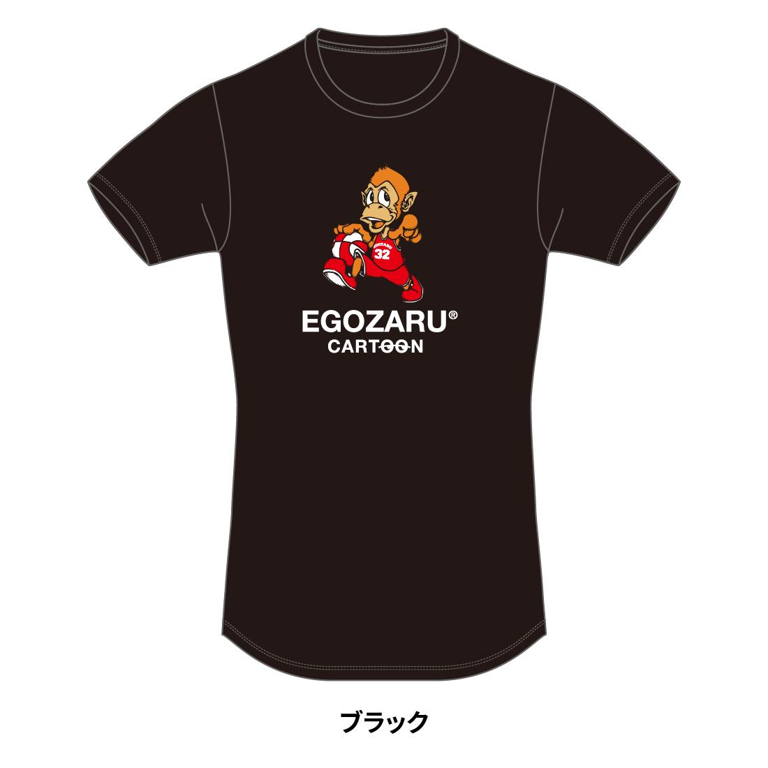 【第51回全ミニ限定】CARTOON tommy TシャツB(半袖)ブラック