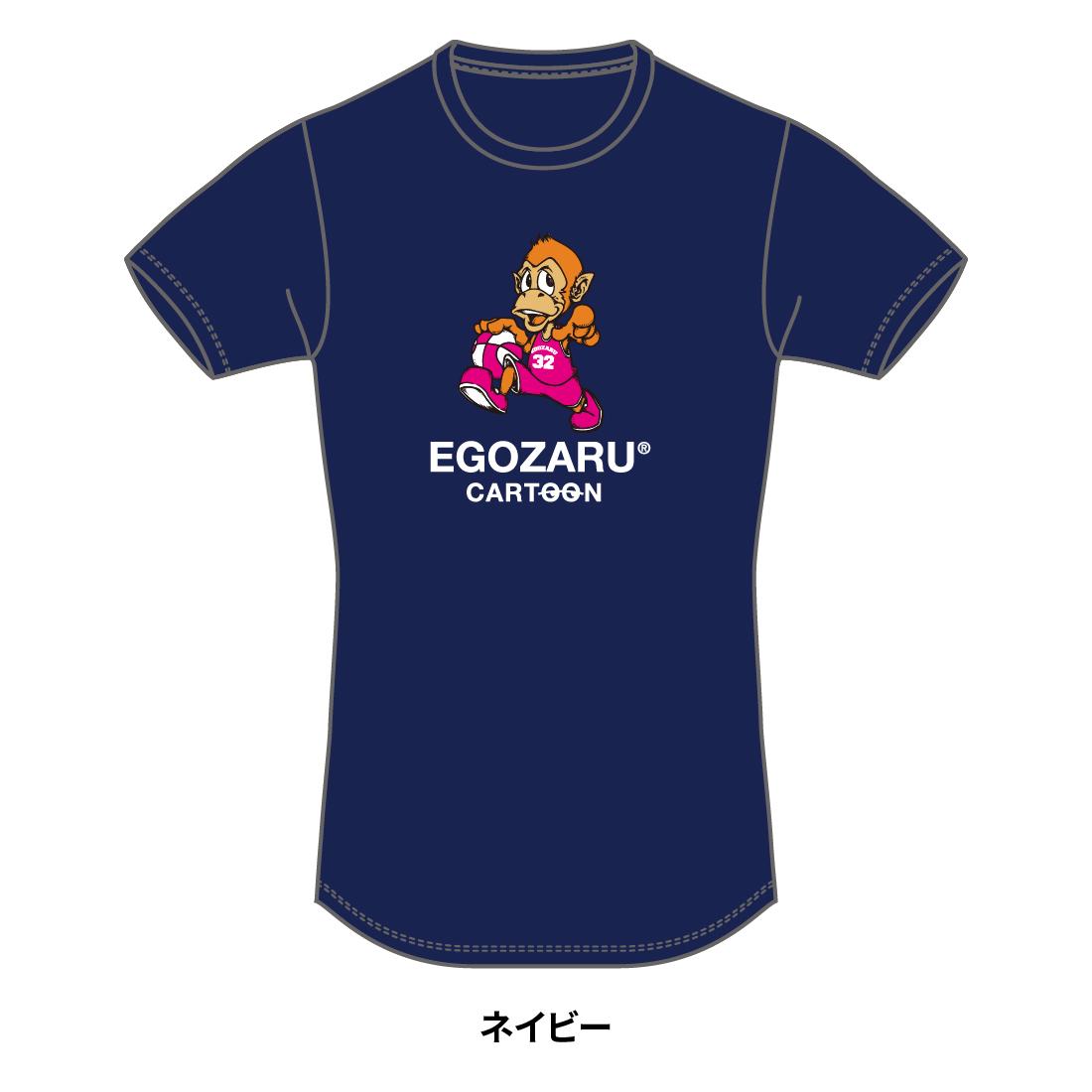 【第51回全ミニ限定】CARTOON tommy TシャツB(半袖)ネイビー
